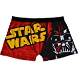 1 Pair - Mens Disney Classic Star Wars Undewear Boxer Trunks