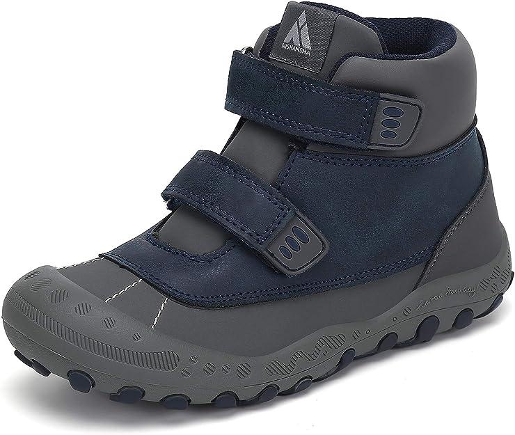 Mishansha Boys Girls Water Resistant Hiking Boots