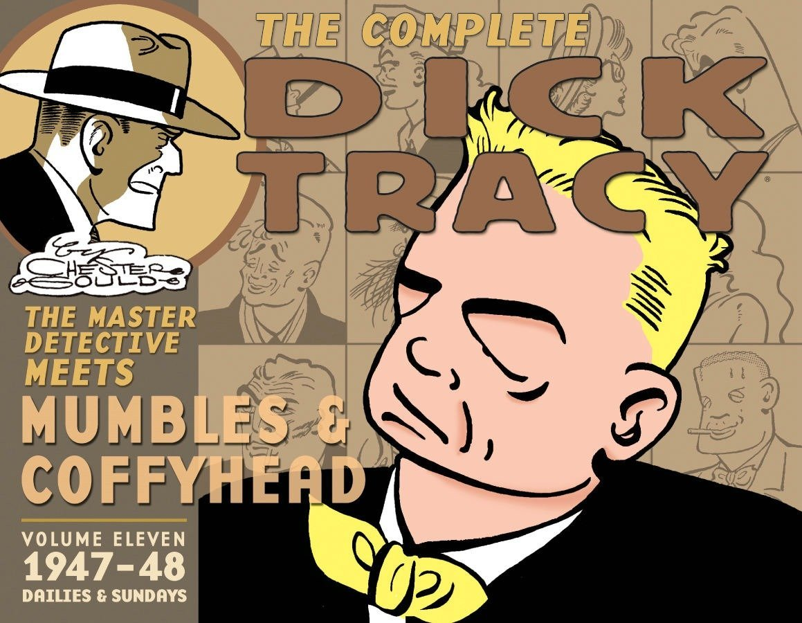 Complete Chester Gould's Dick Tracy Volume 11 ebook