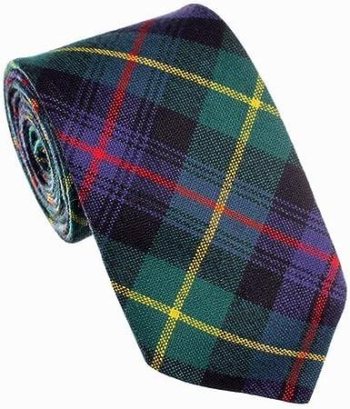 100/% Wool Tartan Neck Tie Farquharson Modern