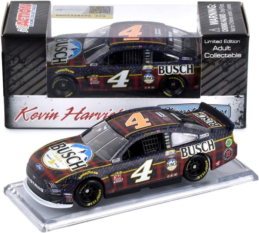 Lionel Racing Kevin Harvick 2019 Mobil 1 NASCAR Diecast Car 1:64 Scale
