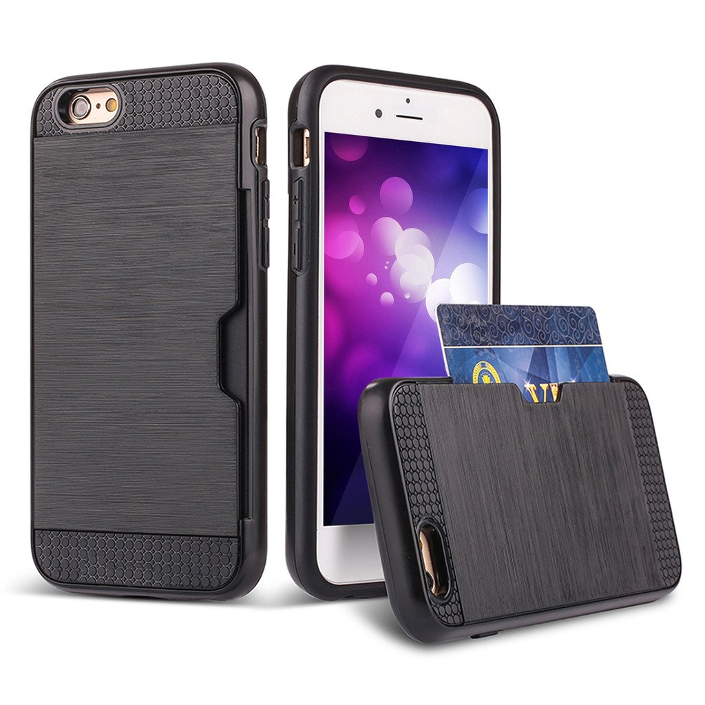 iPhone Cellularvilla Wallet Shockproof Protective Image 1