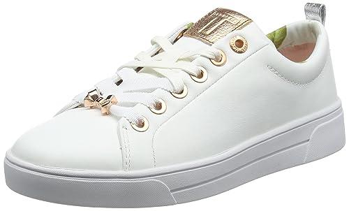 Ted Baker Kellei, Zapatillas Para Mujer, Dorado (Rose Gold), 38 EU