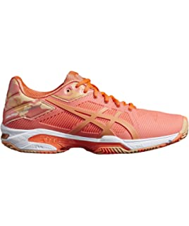 ASICS Gel de Solution Speed 3 Clay Zapatillas de Tenis para Mujer ...