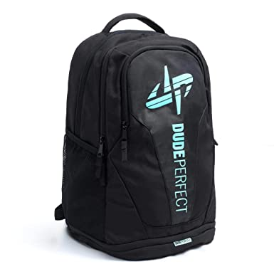 a29c1af138e5 Dude Perfect Backpack III - Black + Green