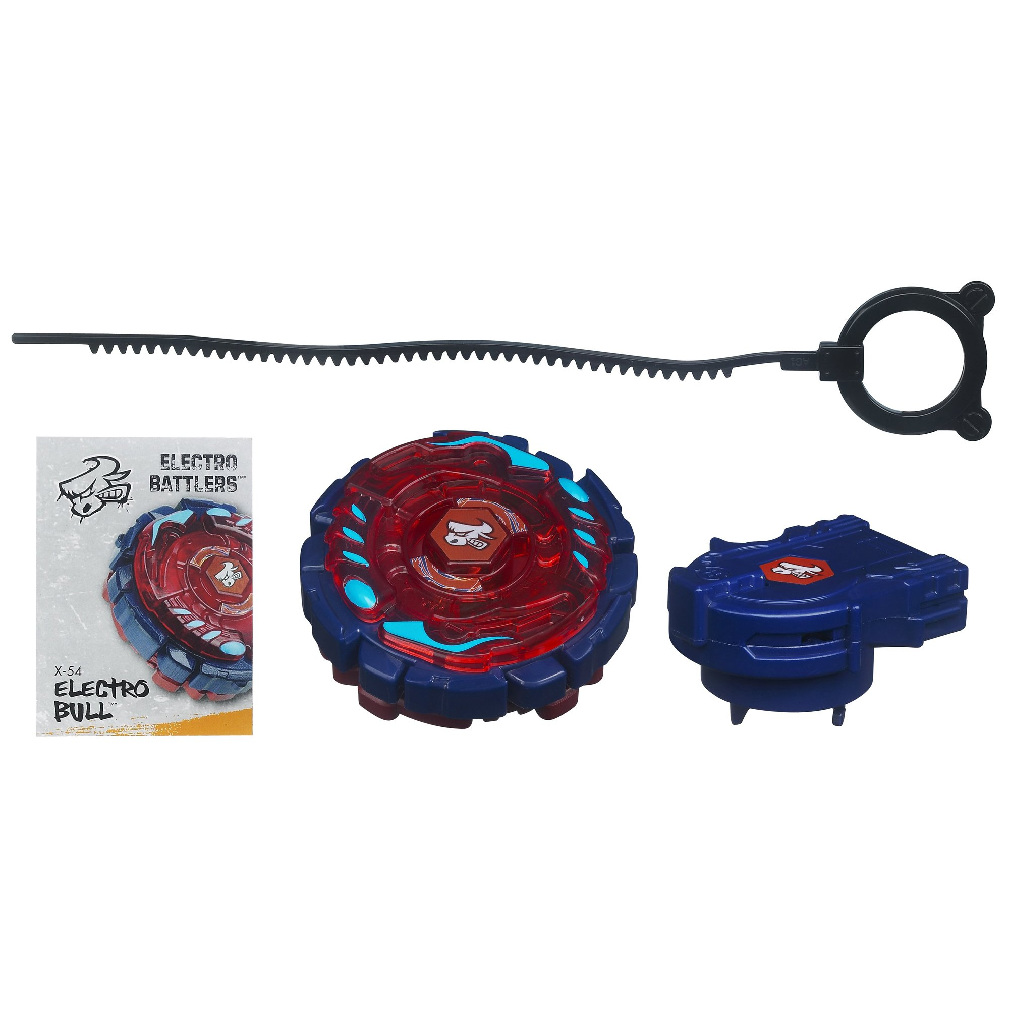 Beyblade Extreme Top System Electro Battlers X-54 Electro Bull Top
