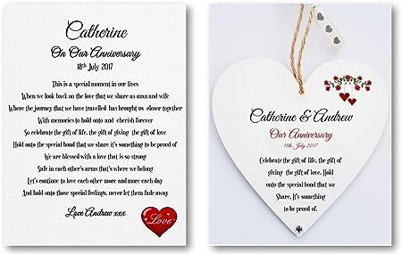 Molto Pure Essence Greetings - Pergamena con poesia personalizzabile per OC02