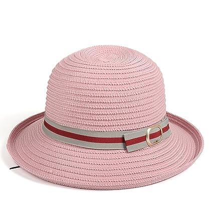 ZUOANCHEN Gorras De Playa Sun Hat Women Wide Brim Beach Sombrero Sexy  Chapeau Gorras Grandes Floppy babdaecc415