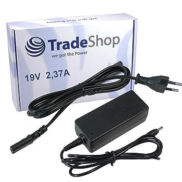 Notebook Laptop fuente de alimentación Cargador Cable de ...