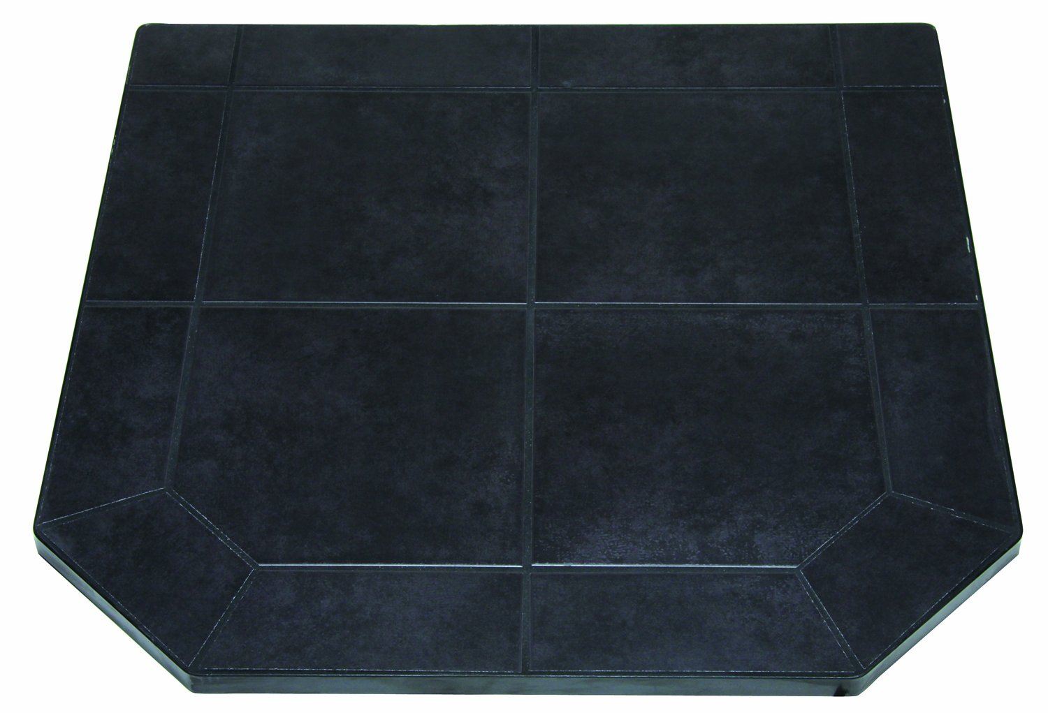 US Stove HS40DLBJT1 American Classics Black Jack Tile Hearth Pad, 40-Inch by US Stove Company