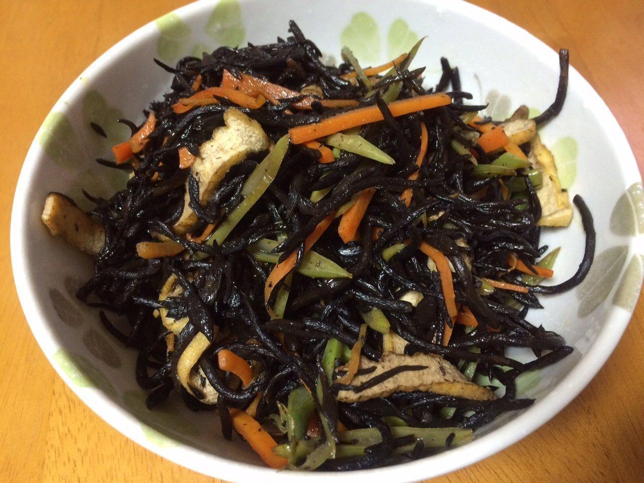 Hijiki Shimokita Kazamaura-producing natural seaweed 30g