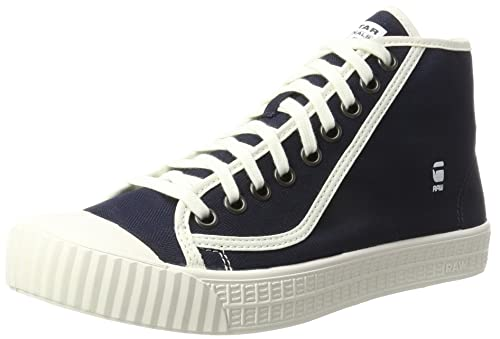 G-STAR RAW Rovulc HB Mid, Zapatillas para Hombre: Amazon.es: Zapatos y complementos