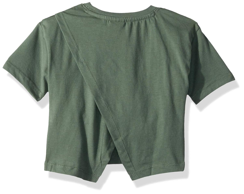 PUMA Girls Tulip Back T-Shirt