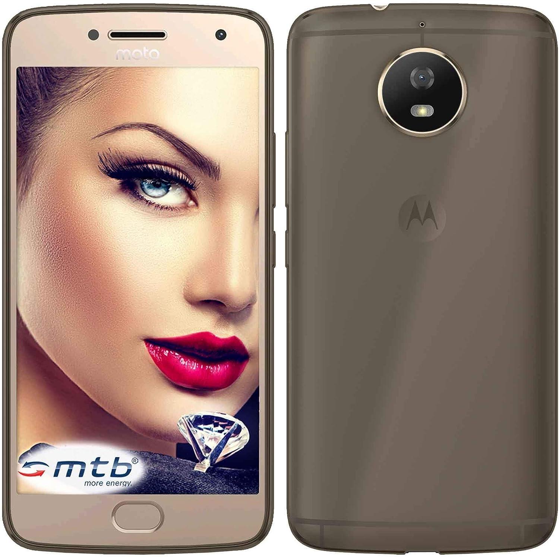 mtb More Energy® Funda para Motorola Moto G5S (XT1794, 5.2 ...