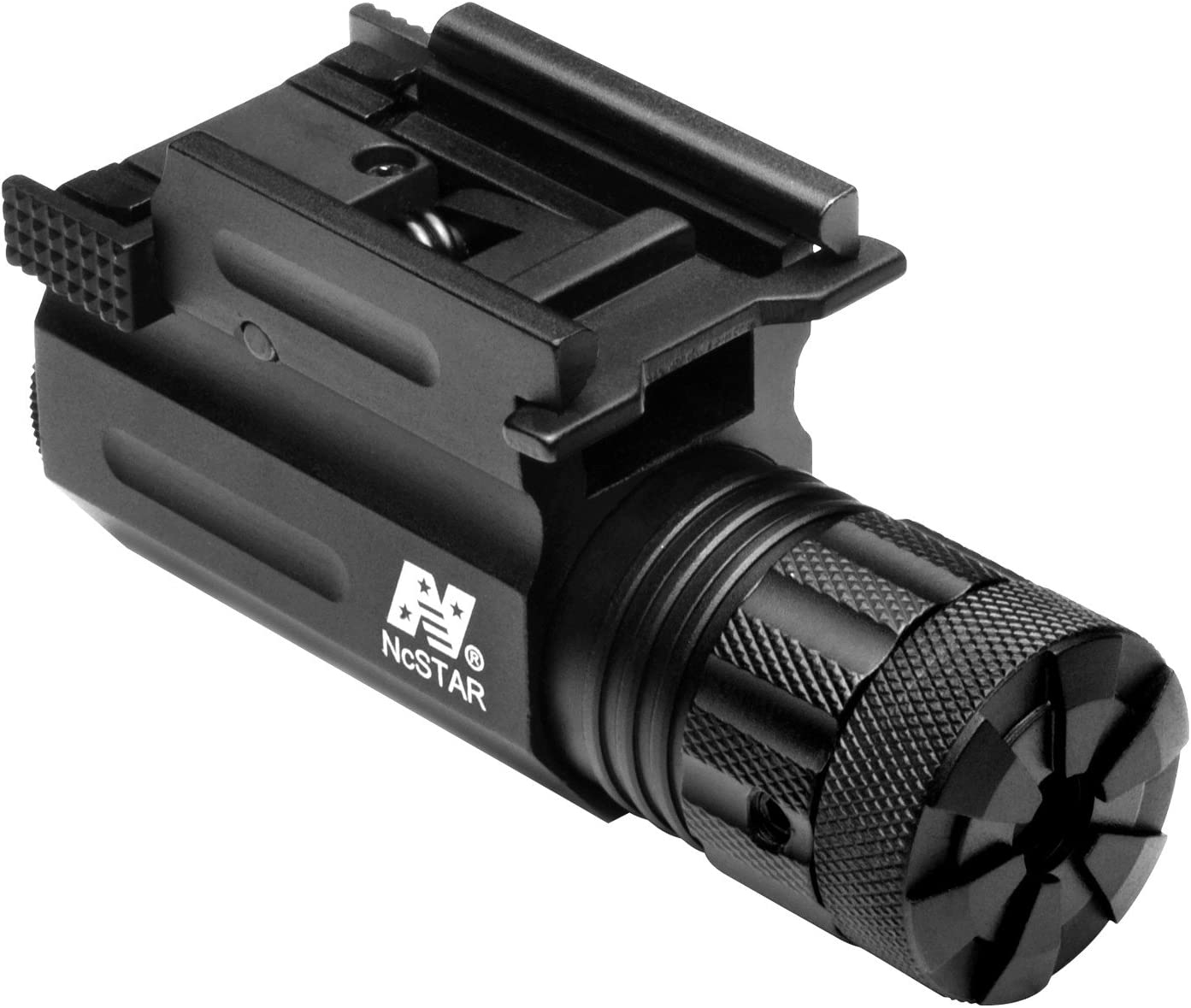 NcSTAR Compact Pistol and Rifle Green Laser with Quick Release Weaver Mount
