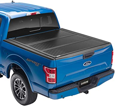 Amazon Com Gator Efx Hard Tri Fold Truck Bed Tonneau Cover Gc24022 Fits 2019 2020 Ford Ranger 5 Bed Made In The Usa Automotive