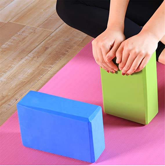 Amazon.com: MYN Yoga Blocks, (1 PC or 2 PC) 9