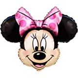 Ballon aluminium visage XL Minnie