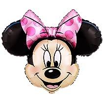 Disney Head Jumbo Foil Balloon