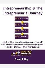 Entrepreneurship & The Entrepreneurial Journey Kindle Edition