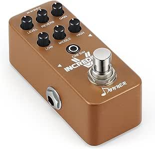 Donner Incredible V Mini Preamp Guitarra eléctrica Guitarra ...