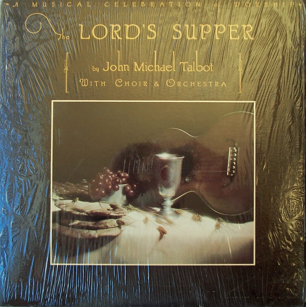 The Lord's Supper by Birdwing Records