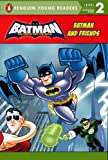 Batman and Friends, S. E. Hinton and Jade Ashe, 0606258191