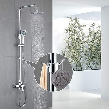 grifo de ducha con barra 2