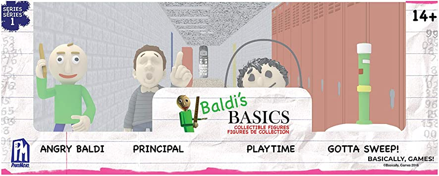 Baldi/'s basics collection figurine Pack-Série 1 Neuf