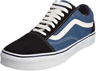 635d726f9f6 Vans Unisex Old Skool Classic Skate Shoes