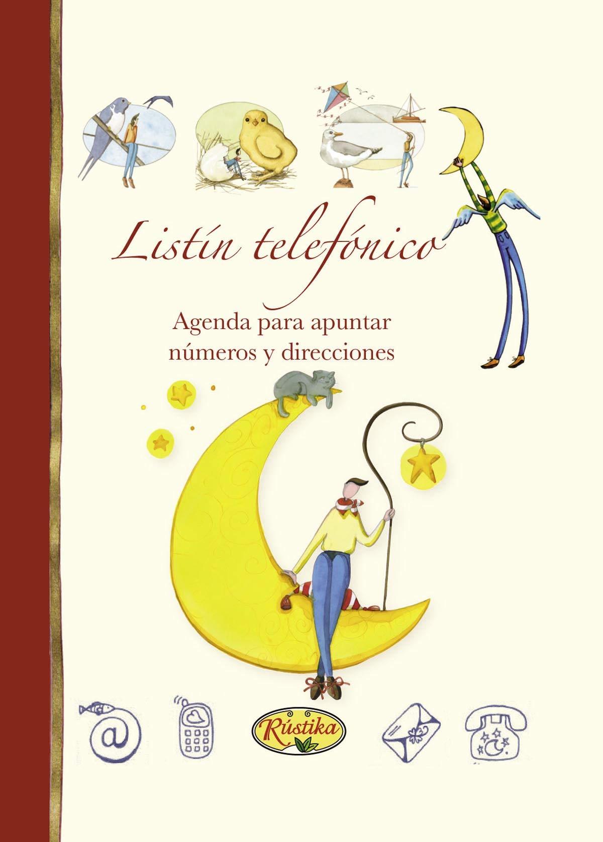 Listín telefónico: Equipo Todolibro: 9788493934347: Amazon ...
