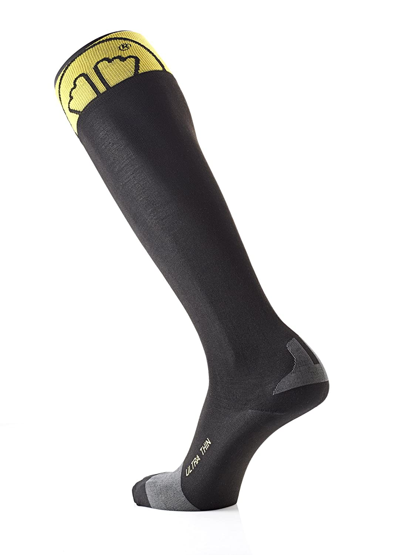 Sidas Ultra Thin–Socken Ski feine, Uni, Ultra Thin