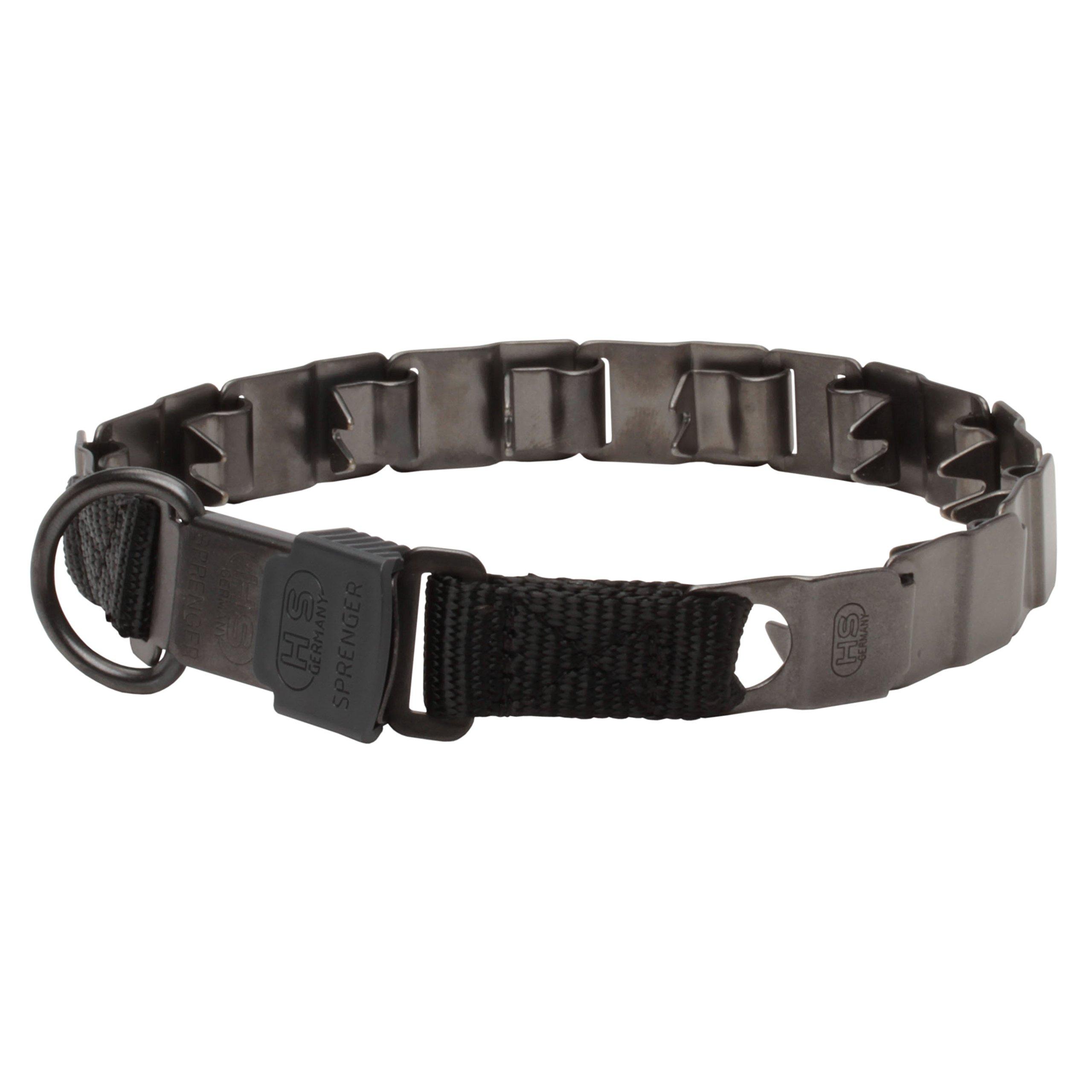 Herm Sprenger 'Gentle Kind' Neck Tech Sport Labrador Pinch Collar - HS 50050 010 66 - Size 19 inch (48cm)
