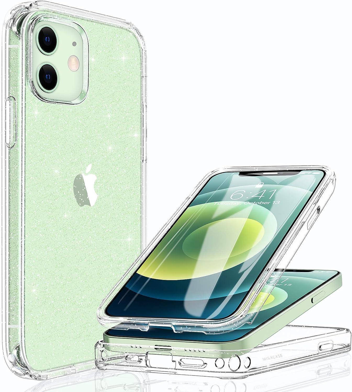 Funda con Vidrio Templado iPhone 12 Pro 5G (6.1 inch)