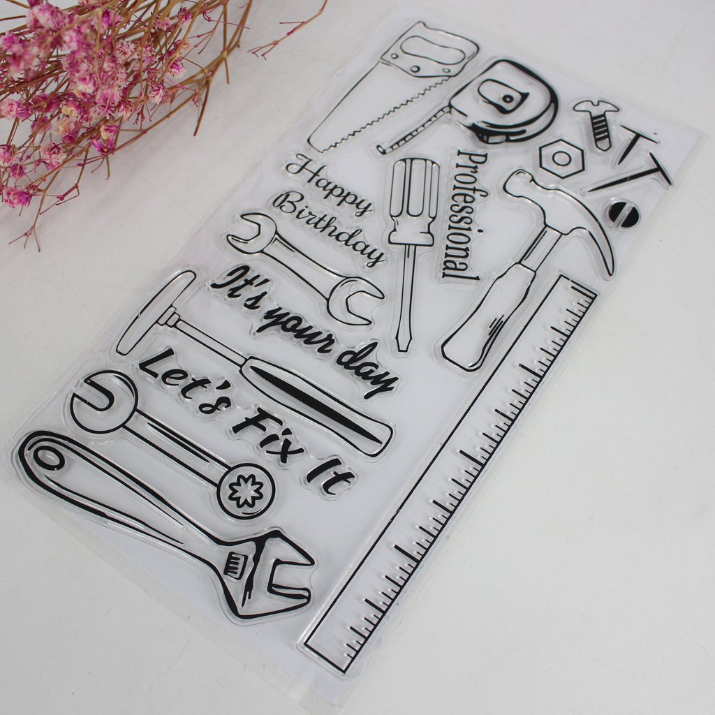 Handcraft Tool ForHe Perfectly Clear Stamps
