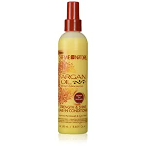Crme Of Nature Argan Oil From Morocco Strength and Shine Leave-In Conditioner 250 ml