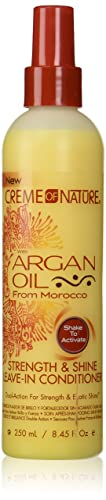 Crème Of Nature Argan Oil From Morocco Strength and Shine Leave-In Conditioner 250 ml