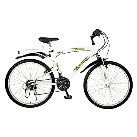 d7f974d7c0b2d Buy Kross K 10 Multi Speed 26T Bicycle (White) Online at Low Prices ...
