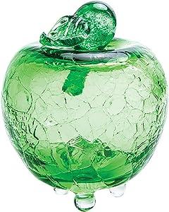 Evergreen Garden Fruit Fly Trap 4 x 5.31 x 4 Inches, Green Apple