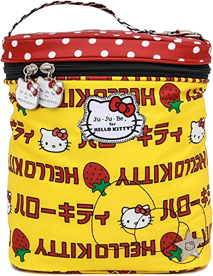Ju-Ju-Be Super Be Strawberry Stripes Sac /à Langer