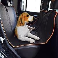 Sonolife - Cubierta para Asiento Trasero para Perro Tipo Hamaca para Mascotas