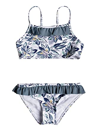 bf544f6576 Roxy Magic Seeker - Ensemble de Bikini Athletic Tri pour Fille 2-7 Ans:  Roxy: Amazon.fr: Vêtements et accessoires