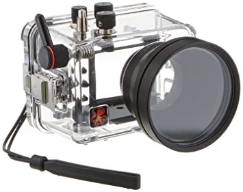 Amazon.com: Ikelite 6115.5 carcasa submarina para cámara ...