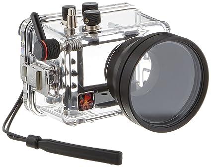 Ikelite 6115.5 Carcasa submarina para cámara: Amazon.es ...