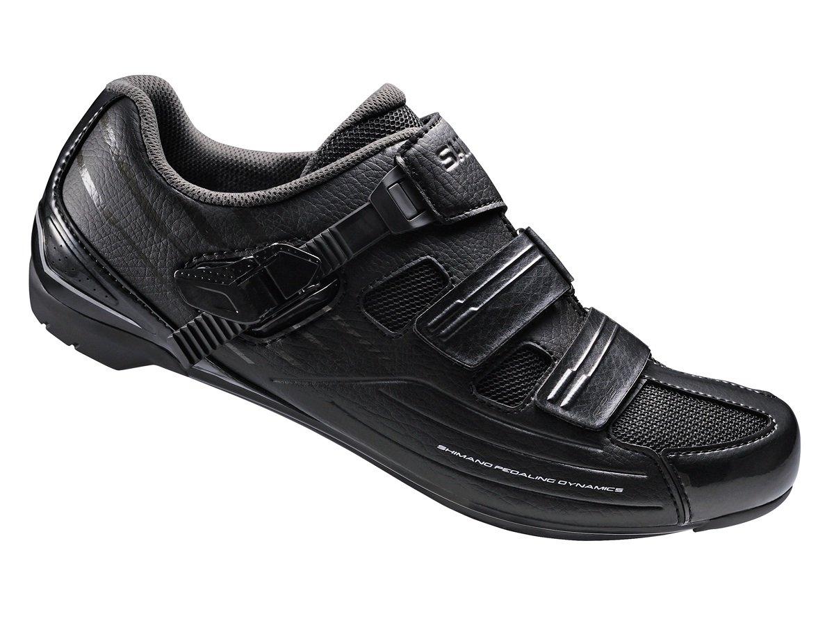 Shimano Men's RP3 Road Cycling Shoes B00ZWBX41Y 43|BLACK