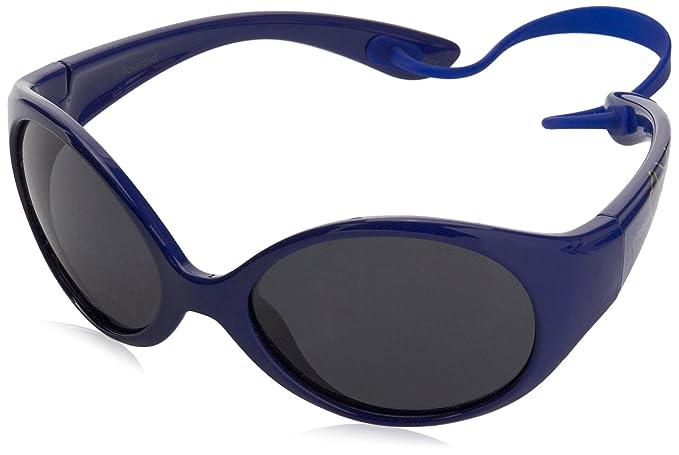 Polaroid PLD 8010/S Y2 8UI 47, Gafas de Sol Unisex Niños, Azul