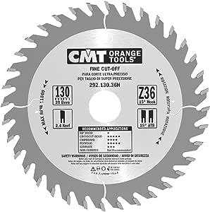 Orange cmt-tools 292,130.36h Saw Cuts of Precision 2.4130x 20x 36ATB Z