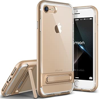 Lumion Crystal Clear Slim Fit iPhone 8 Transparent Cover Case