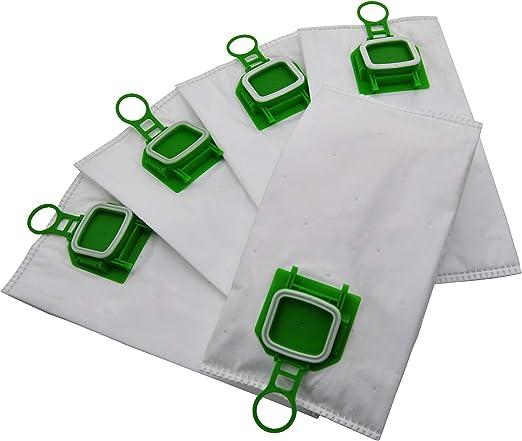 12 bolsas de aspiradora de microfieltro premium para Vorwerk ...