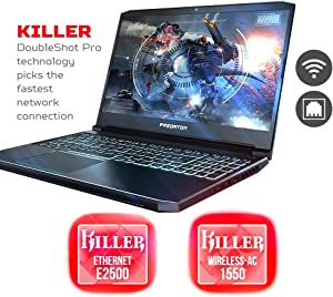 "2019 Acer Predator Helios 15.6"" FHD IPS Display Gaming Laptop 